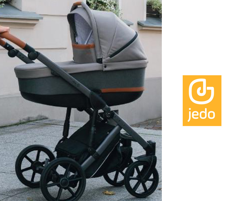 Banner - Jedo Strollers